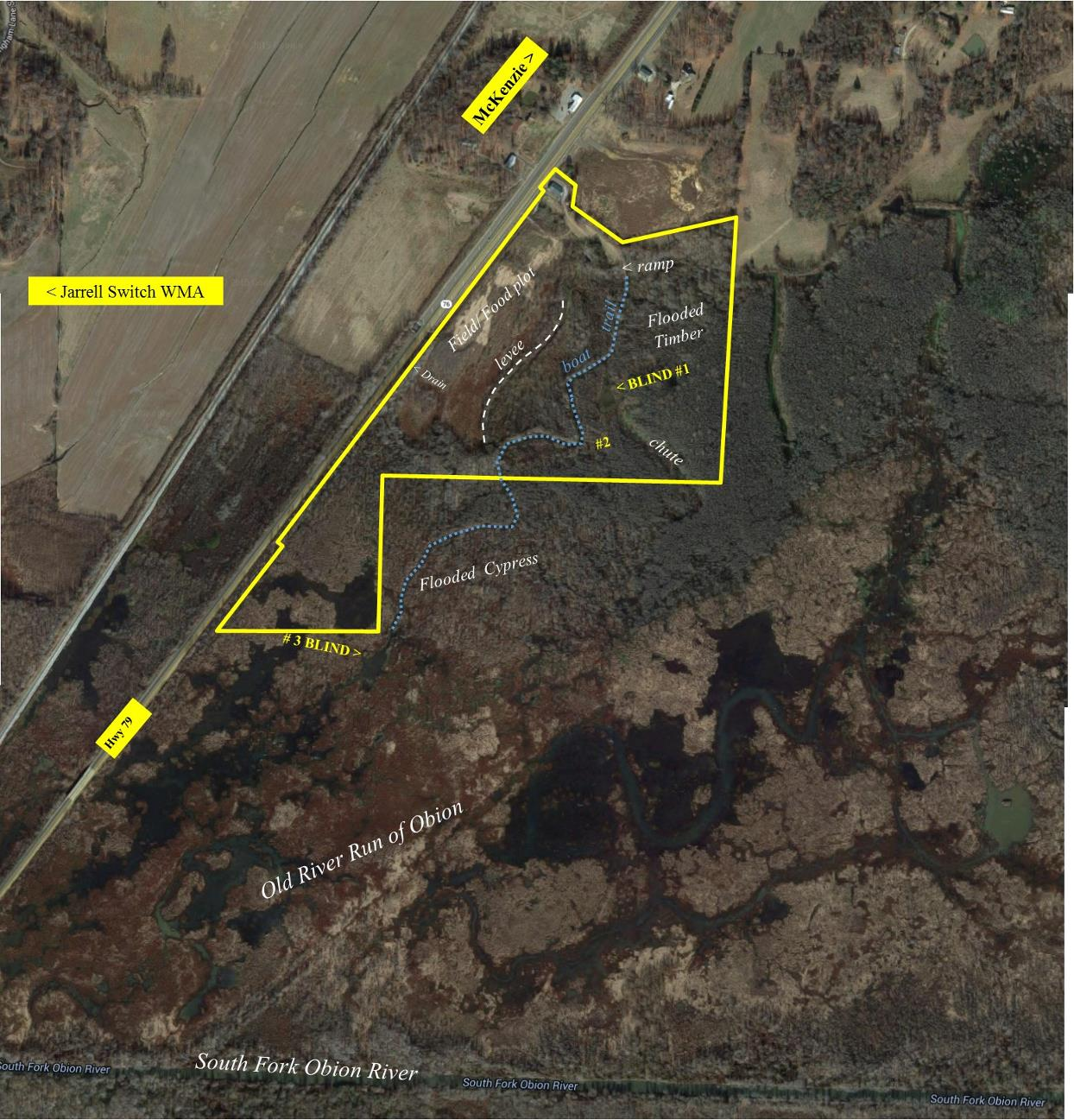 Tennessee carroll county clarksburg - 54 Acres Carroll County Tennessee Ownership Photo